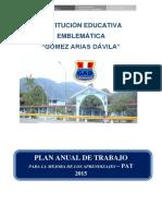 Institución Educativa Emblemática