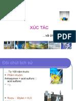 Xuc tac