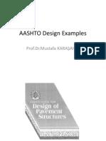 AASHTO Design Examples New