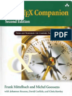 F. Mittelbach, Et Al.,-The LaTEX Companion-Pearson (2004)
