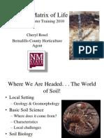 Soils of New Mexico