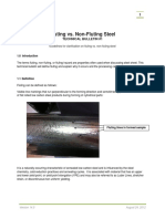 Fluting vs Non-Fluting Steel Technical Bulletin V14.0