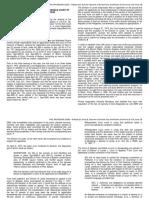 Civil Procedure Cases Rule 9