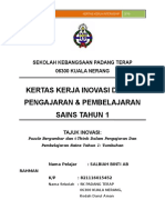 Kertas Kerja Intership Sal