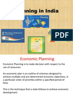 Planning in India Final