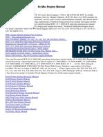 8v Mtu Engine Manual