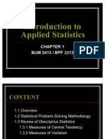 Chapter 1 Introduction to Applied Statistics 111