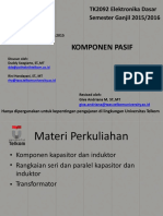 komponen pasif 2