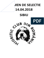 Catalog Sibiu
