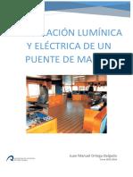 Instalación eléctrica y lumínica de un puente de mando.pdf