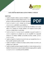 Carta Drepturilor Copiilor