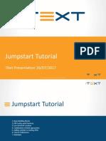 IText Jumpstart Tutorial