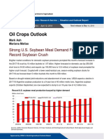 Oil Crops Outlook