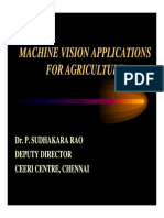 Machine Vision Application ForAgriculture-1 [Read-Only] [Compatibility Mode]