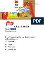 Presentation on Nestle