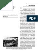 Lasén, M. - El tecno. Variaciones sobre la globalización