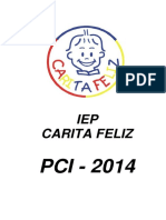 Pci - Carita Feliz 2014ok