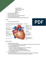 leraning objectuve cardiovaskular