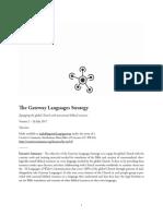 The Gateway Languages Strategy-version 2.pdf