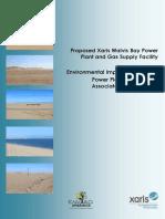 A Power Plant EIA