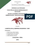 Logistica Uap Final 2016
