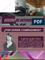 DISEÑO DE INTERIORES EN 5 PASOS - Hidalgo Bravo Alina
