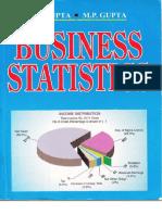 Business Statistics by [S P Gupta]
