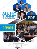 Proposal for AI & IoT Summit 2018