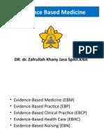 Blok Riset 1 - Evidence Based Medicine ZKJ.pptx