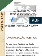 6651 - Organizaço Política e Órgaos de Soberania