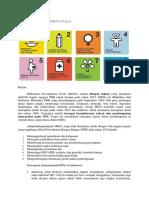 Millennium Development Goals Kajian Final