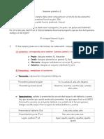 Resumen Gramática I