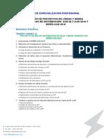 Temario Curso Presencial Diseño de Líneas y Redes Con Dlt Cad y Dired CA...