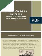 Evolución de La Bicicleta