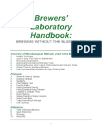 BSI Brewers Lab Handbook