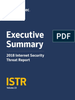 Istr 23 Executive Summary