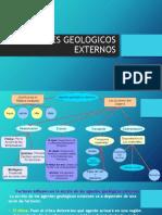 Agentes Geologicos Externos Ppt