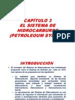 Cap 3 El Sistema de Los Hidrocarburos
