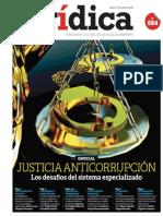 JUSTICIA ANTICORRUPCIÓN