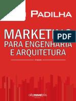 EnioPadilha_marketing Para Engenharia e Arquitetura