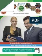 PGD Halal Industry Profile
