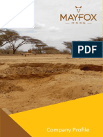 Mayfox Company Profile1
