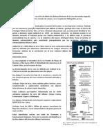 Informe de litofacies Catacocha