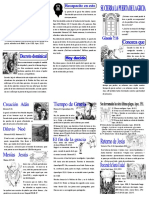 Trifoliar Fin Del Tiempo de La Gracia Imprimir777