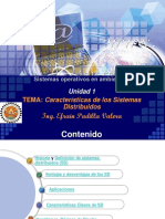 Fundamentos Sistemas Distribuidos