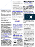 Volante Centenario Trifoliar a Imprimir 2018
