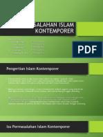Islam Kontemporer Klmpok 10