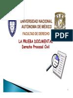 lapruebadocumentalprocesocivildf-140505103017-phpapp02