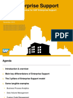How to Drive Tangible Value for SAP Enterprise Support