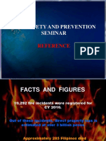 (Guide) Fire Safety and Prevention Seminar (1)